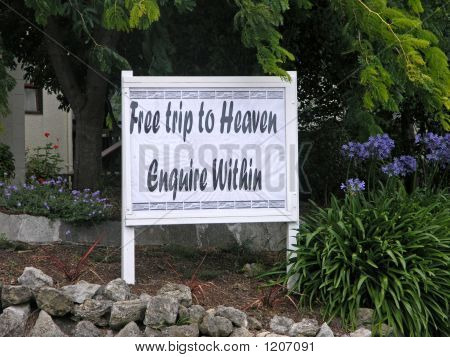 Free Trip To Heaven