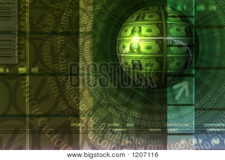 E-Commerce Concept Background