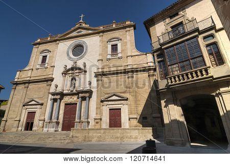 Vic (catalunya, Spain): Cathedral