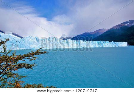 Perito Moreno glacier in El Calafate