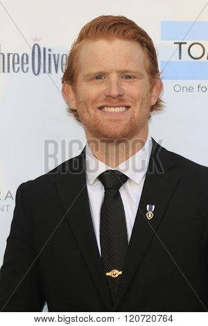 MALIBU - MAR 5: Brad Fite at the Children International Charity's 'Share The Love Around The World' Fundraiser at Rocky Oaks Malibu on March 5, 2016 in Malibu, California