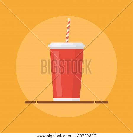 Soda Vector Illustration