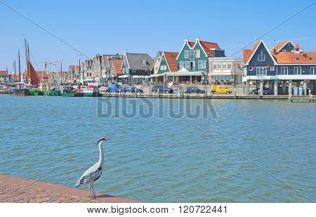 Edam-Volendam,Ijsselmeer,Netherlands