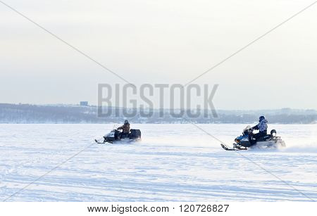 Baikal Race sled dog races