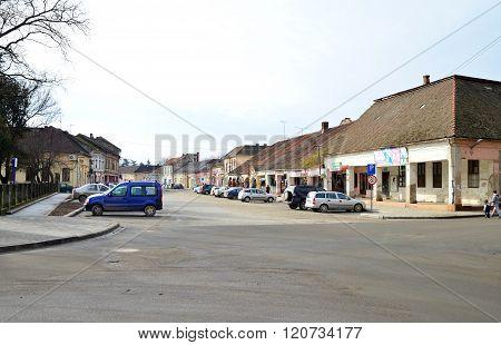 Lipova City Center