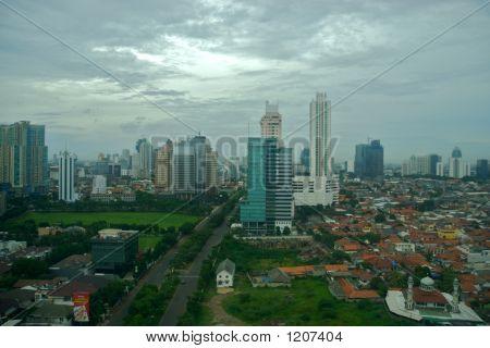 Jakarta Landscape