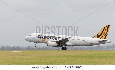 Airbus A320 Tiger Airways Australia