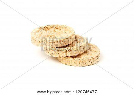 Round Cereal Crispbread.