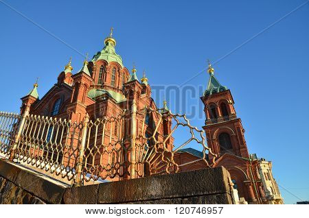 Uspenski Orthodox Cathedral, Helsinki