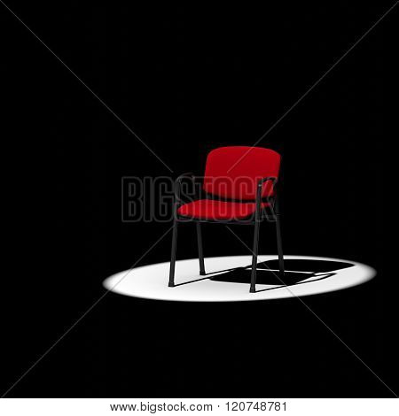 Spotlight Chair
