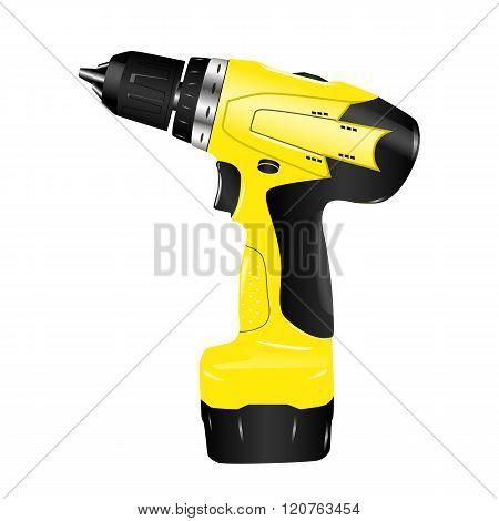 Electric Screwdriver Drill