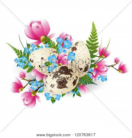 Easter Decorated Egg