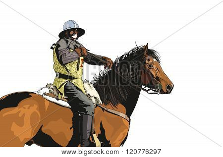 horseman medieval