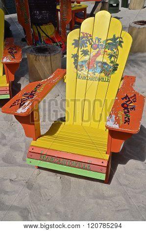 Jimmy Buffets Margaritaville Chair