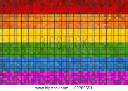 Gay Pride Mosaic Flag.eps