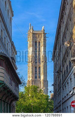 Saint Jacques Tower, Paris