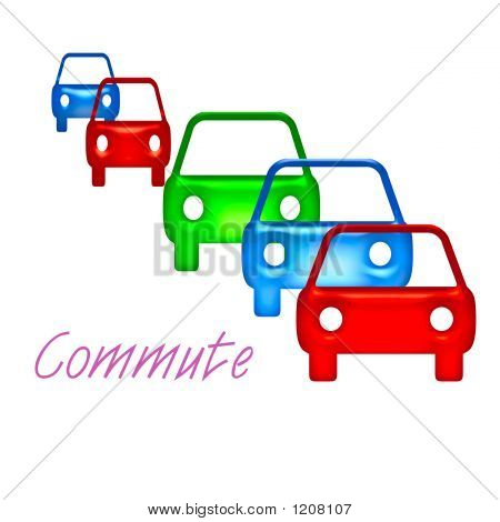 Commute Sign