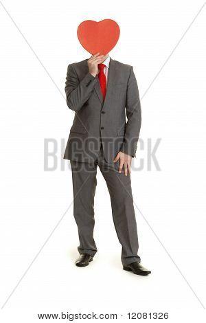 Man In Gray Suit