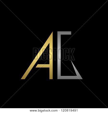 AG letters logo
