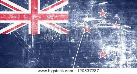 New zeeland flag