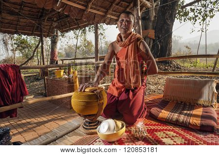 Forest Monk