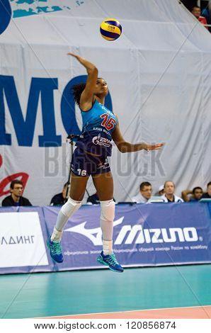 Fernanda Garai Rodrigez (16) Pitch