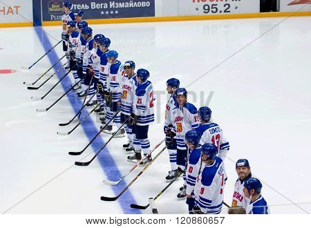 Finland Team Row