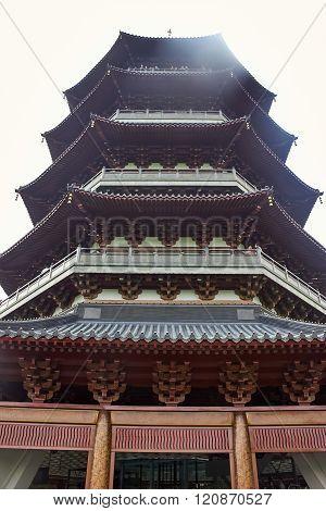 The Pagoda Of West Lake, Hangzhou, Zhe Jiang, China