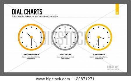 Dial Charts Slide