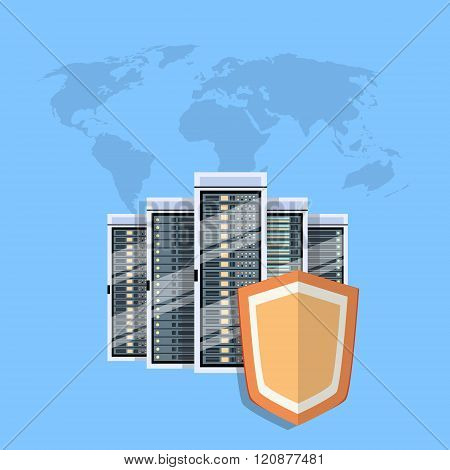 Shield Data Center Protection, Internet Security