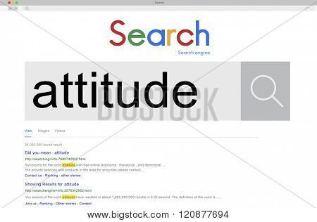 Attitude Behaviour Character Demeanour
