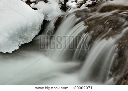 Water and ice