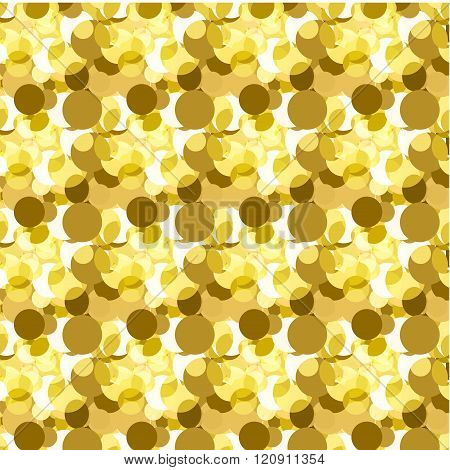 Gold ,yellow abstract pattern, sparkling, twinkling dots.
