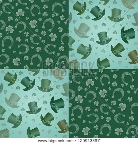 pattern for St.Patrick's Day