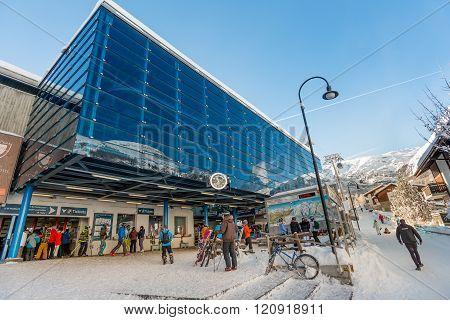 Matterhorn Express Lift Station