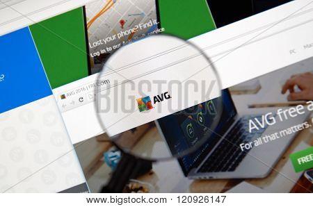 Avg Antivirus On The Web.