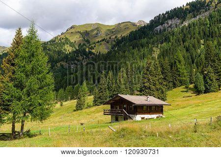Val San Nicolo In Fassa Valley