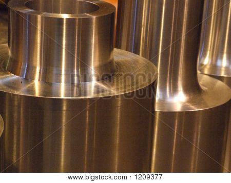 Machined Parts Steel