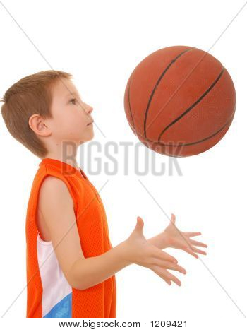 Basketball Boy 11