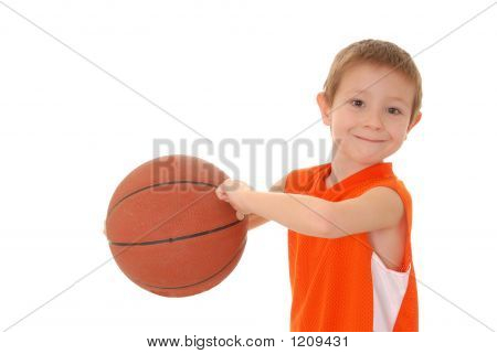 Basketball Boy 19