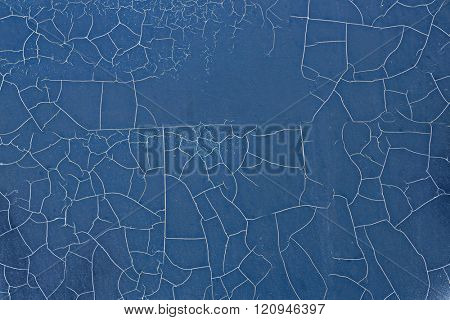 Cracked textured background