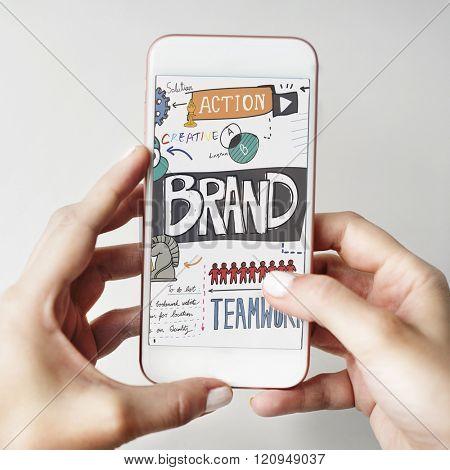 Brand Branding Strategy Marketing Creative Concept
