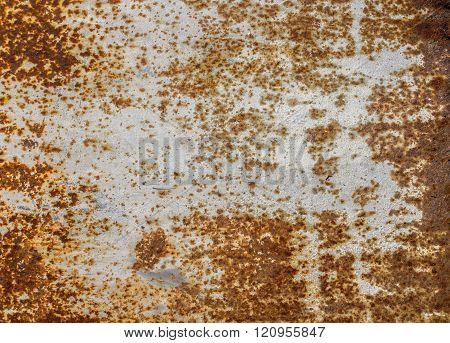 Metal Rusty Texture