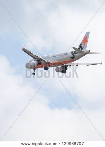 Airbus A320-232 Jetstar Airways