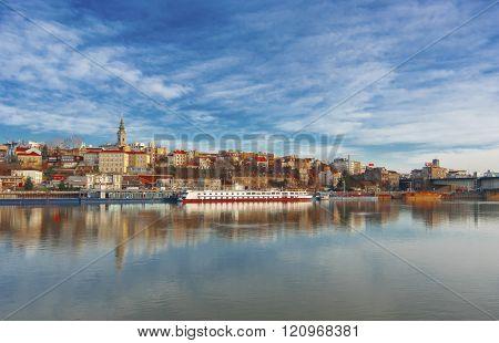 Belgrade, capital of Serbia