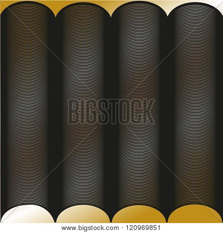 Abstract background fabric