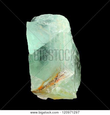 Raw Green Fluorite