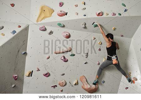 Extreme climbing