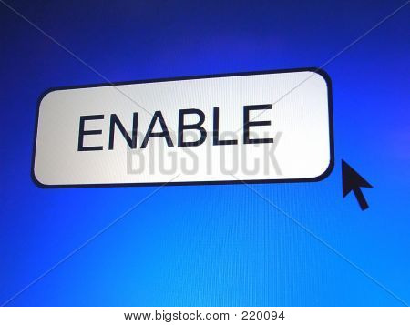 Enable Button