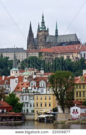 River View Of Prague
